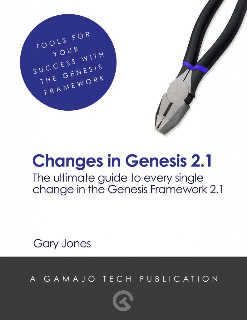Image representing the cover of hte Changes in Genesis 2.1 book